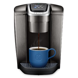 K-Elite Single-Serve K-Cup Pod Coffee Maker