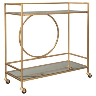 Mercer41 Riverton Bar Cart