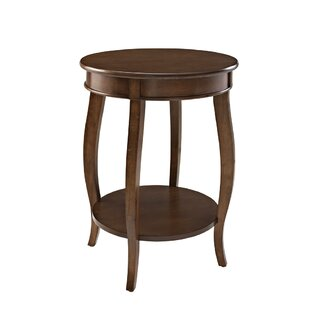 Bargain Kellie End Table by August Grove