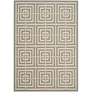 Romola Grey/Cream Indoor/Outdoor Rug