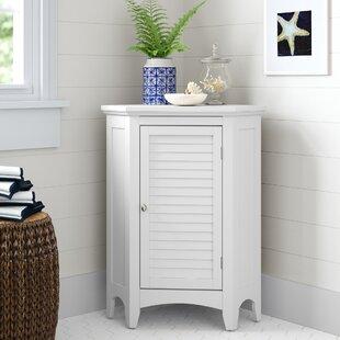 Corner Bathroom Floor Cabinet Wayfair