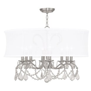 Willa Arlo Interiors Aron 8-Light Chandel..