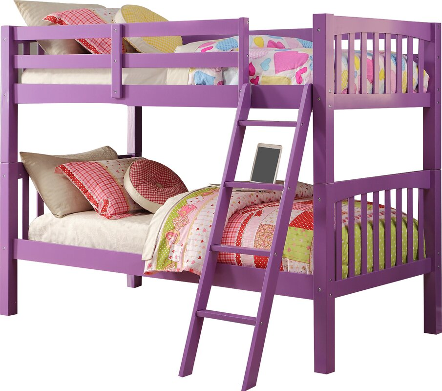 Grapevine Twin Over Bunk Bed