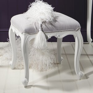 Parisian House Dressing Table Stool