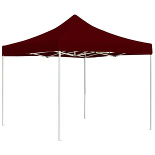 Abou 7.62m X 7.62m Metal Party Tent By Sol 72 Outdoor