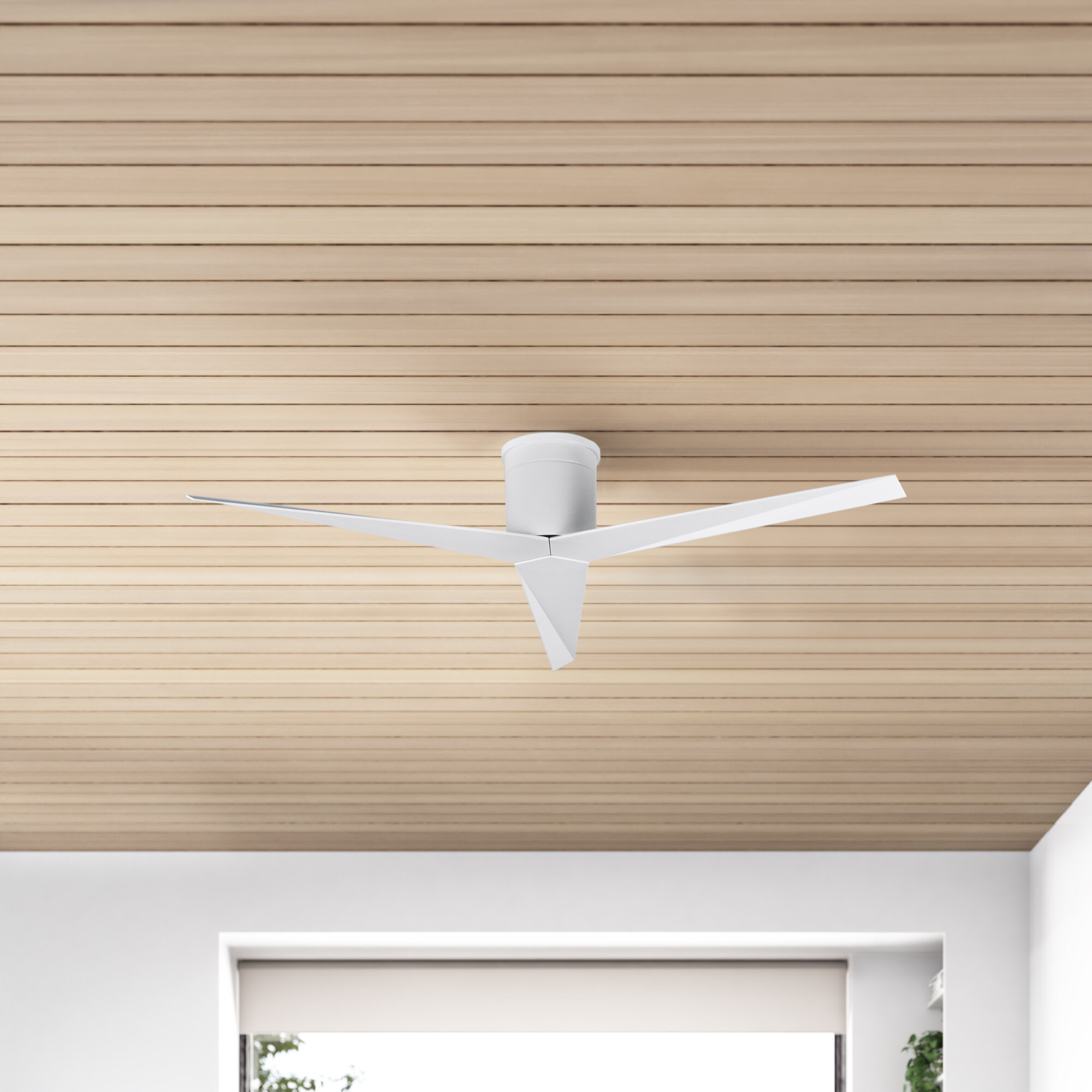 Hedin 56 3 Blade Propeller Ceiling Fan With Remote Control And Wall Control Reviews Allmodern