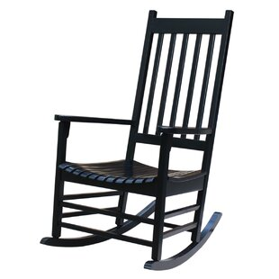 Black Rocking Chairs Youu0027ll Love | Wayfair