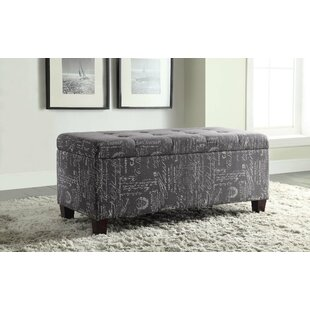 Alfraye Storage Ottoman by Charlton Home