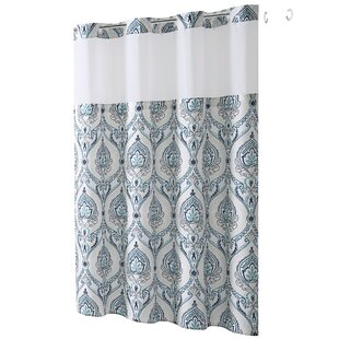 Pilsen French Damask Single Shower Curtain