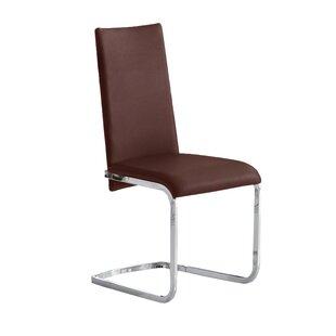 Jolie Side Chair (Set Of 2) By Bellini Modern Living Wonderful