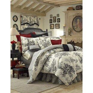Tammara 4 Piece Comforter Set