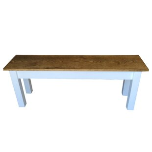 Ezekiel and Stearns Early American Farmhouse Bench