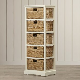 Vedette 5 Basket Accent Chest by Beachcrest Home