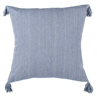 Chouteau Cotton Throw Pillow