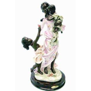 Mother And Child Sculpture Wayfair