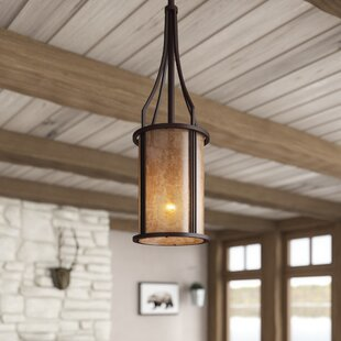 Seeley 1-Light Cylinder Pendant by Loon Peak