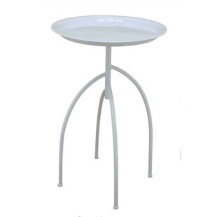 Goodlow Downrightly Elegant Metal End Table