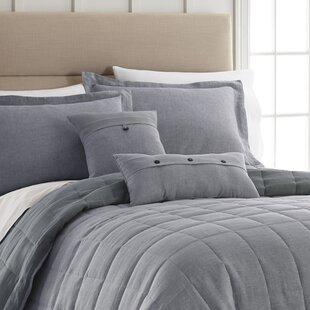 Manis Linen Throw Pillow