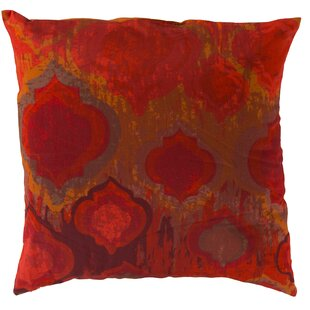 Eridani Cotton Throw Pillow Cover