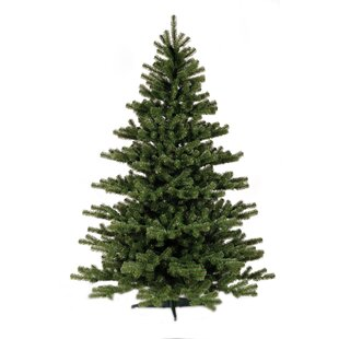 Flatback and Quarter Christmas Trees | Wayfair.co.uk