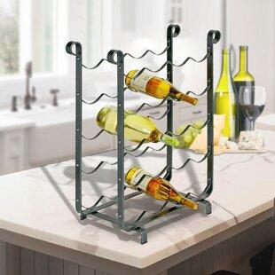 Premier 20 Bottle Floor Wine Rack by Encl..