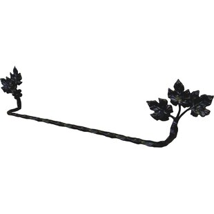 Vineyard Wall Mounted Towel Bar by Quiescence