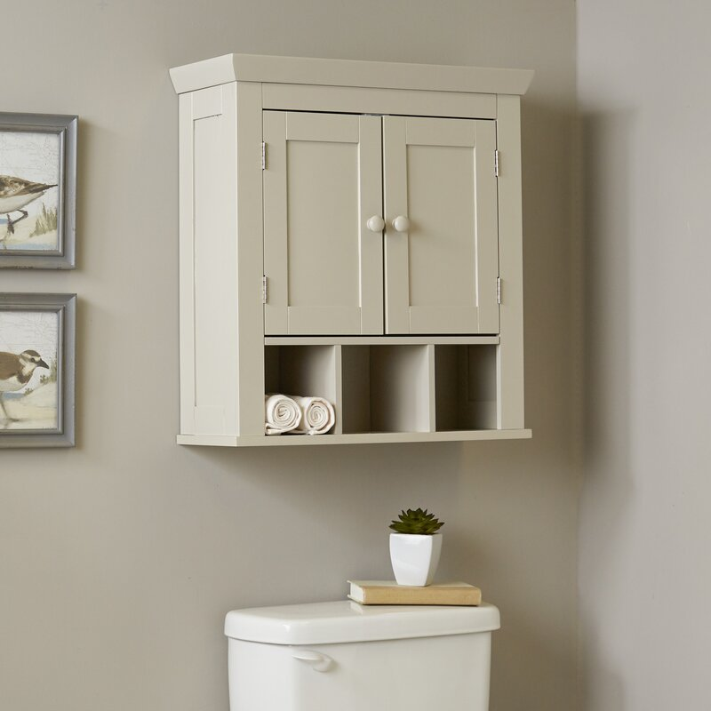 Superior Caraway Bathroom Wall Cabinet