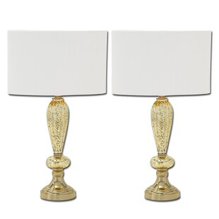 Oval 30 Table Lamp (Set of 2)