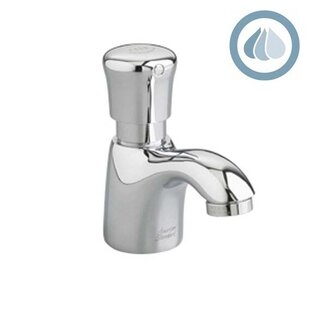 American Standard Metering Extra Pillar Tap Faucet, 0.5 GPM Image