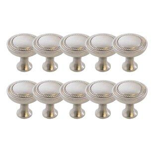 Regal Mushroom Knob (Set of 10)