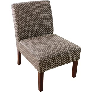 Ives Diamond Wheat 22 Slipper Chair
