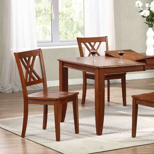 Find the perfect Solid Wood Dining Chair (Set of 2) by Iconic Furniture Reviews (2019) & Buyer's Guide