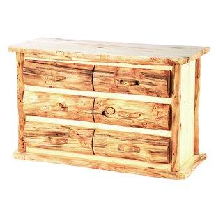Aspen Heirloom 6 Drawer Double Dresser by Mountain Woods Furniture