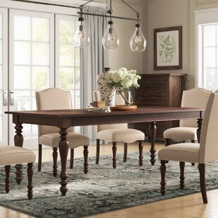Calila Extendable Dining Table Birch Lane™ Heritage