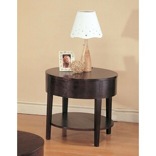 Krausgrill Round End Table