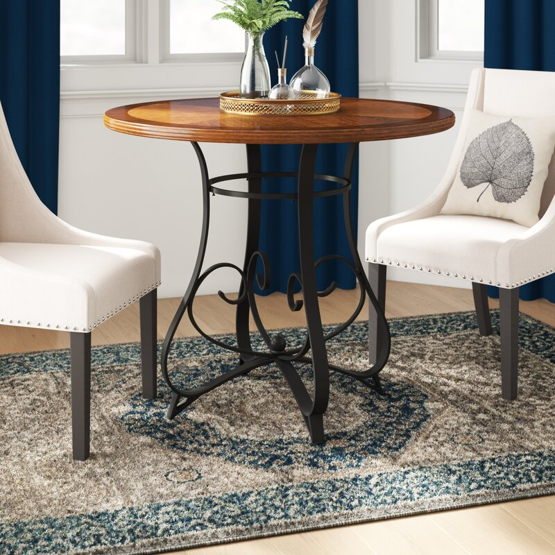 White Cane Outdoor Furniture, Winston Porter Jefferson Counter Height Dining Table Reviews Wayfair