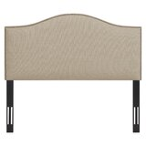 Donell Upholstered Panel Headboard by Red Barrel Studio®