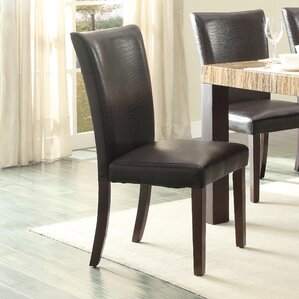 Asloune Parsons Chair (Set of 2) by World..