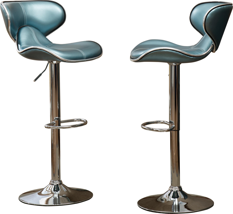 Remarkable Wade Logan Harlow Adjustable Height Swivel Bar Stool Uwap Interior Chair Design Uwaporg