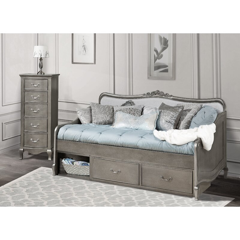 Greyleigh Troutdale Twin Daybed Wayfair