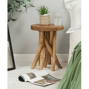 Guillermo End Table by Millwood Pines