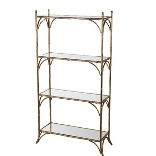 Potvin Leaf Iron Baker's Rack by House of Hampton