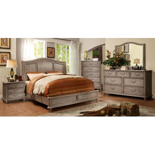 Calila Panel Configurable Bedroom Set by Birch Lane™ Heritage