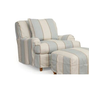 Seacoast Armchair by Sunset Trading