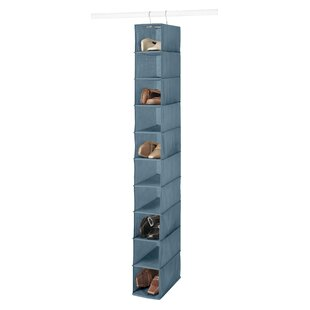 Price Check Hanging Shoe Organizer (Set of 6) By Whitmor, Inc