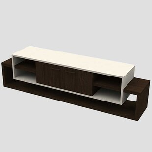 Savings Artesano TV Stand for TVs up to 70 By Ideaz International