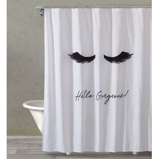 Searching for Dasia Shower Curtain By House of Hampton