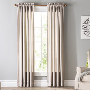 Rod Pocket Door Panel Curtains | Wayfair
