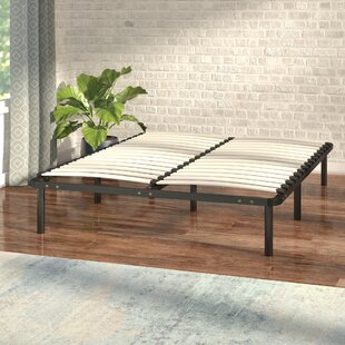 Bed Frame by Alwyn Home