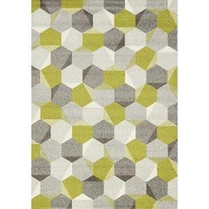 Jeanie Gray/Green Area Rug